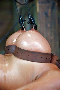 Tit bondage bondage Breast