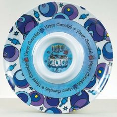 "Hanukkah Motifs Round Melamine Latke Plate - 12 by Rite Lite Judaica. $5.99. Enhance your Hanukkah gatherings with this Happy Hanukkah designed round latke tray! The melamine tray measures 12"" in diameter."