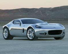 Ford Shelby GTR- 1