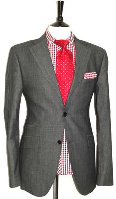 Used Burberry Men's Suits
