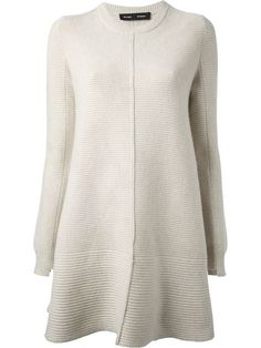 Proenza Schouler A-line Sweater Dress - Stefania Mode - Farfetch.com