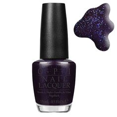 OPI's Cosmo With A Twist-I can never resist a good shimmery purple!