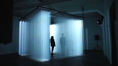 New Installation Traps Visitors in Prison of Light - My Modern Metropolis