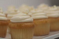 Vanilla - #cupcakes #eddascakes - http://eddascakes.com
