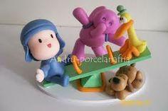 porcelana fria infantil para tortas - Buscar con Google