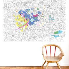 Plakát omalovánka Cosmos   Bonami Photography Rules, Amazing Photography, Cosmos, Poster Colour, Indiana Jones, Perfect Photo, Coloring Books, Mario, Outdoor Blanket
