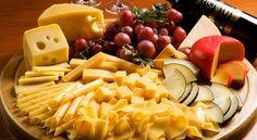 Tabla de quesos gourmet