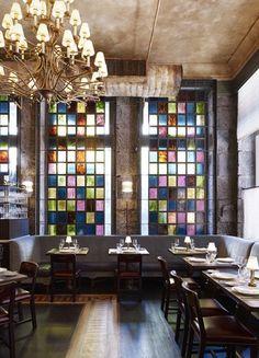 """New York City Guide: Die 5 neuen Hots Spot im Big Apple Gleich zwei neue Food-Tempel haben sich in dem neuen Hotel """"The Beekman"""" einquartiert. """"Fowler & Wells"""" von Tom Colicchio passt mit seinem nostalgischen Retro-Ambiente wunderbar zum historischen Gebäude."""