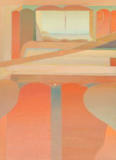 Miyoko Ito, Heart of Hearts, 1973, Heritage Auctions: Modern & Contemporary Art