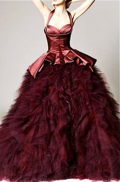 Zac Posen - this is without question the dreamiest dream dress I have ever seen ever.