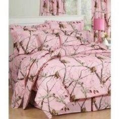 Pink Camo Bedroom beautiful-bedrooms