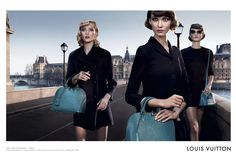 """Alma"" bag from Louis Vuitton has a fashion campaign 