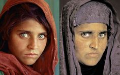 National Geographic scopre la 'ragazza afghana'