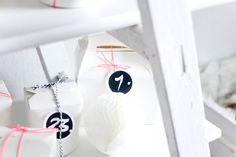 Gut Ding will Weile haben: DIY Adventskalender mit Zahlen zum Ausdrucken. by http://titatoni.blogspot.de/