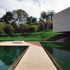 Galeria Adriana Varejão / Inhotim, Brumadinho, MG Brazil