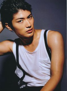 Haruma Miura- The most beautiful man on earth. :D