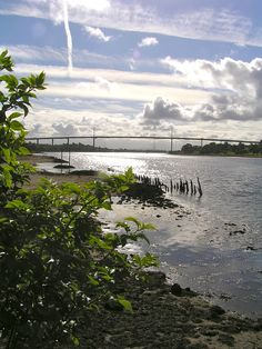 Erskine Bridge over the River Clyde