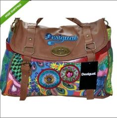2013 Desigual bead piece the new female fashion bag package  #new #ShoulderBag