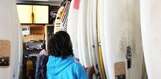 Modern surfboards come in all shapes and sizes. From longboards to shortboards, from beginner boards to big guns, from new experimental shapes to old...