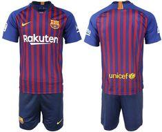 a9bbc64bca3 FC Barcelona Football club Nike Home Trainig Kit 2018-19 FÚTBOL SOCCER  CALCIO SHIRT JERSEY FUSSBALL CAMISA TRIKOT MAILLOT MAGLIA Camiseta BNWT