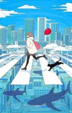 37 trendy ideas for art inspo anime Art Inspo, Kunst Inspo, Art And Illustration, Art Illustrations, Pretty Art, Cute Art, Aesthetic Art, Aesthetic Anime, Aesthetic Drawings