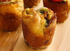 Pepperoni-Pesto Popovers by Pillsbury.com, via Flickr