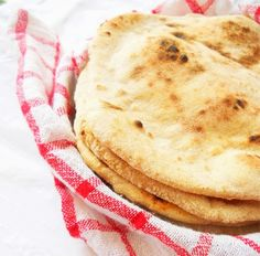 Stovetop Tandoori Roti: Learn to make this whole wheat Indian bread at home without the use of a tandoor or clay oven.