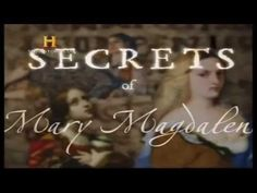Teoria da Conspiração - Segredos de Maria Madalena. / Ipotesi di complotto - I segreti di Maria Maddalena. / Conspiracy Theory - Secrets of Mary Magdalene.