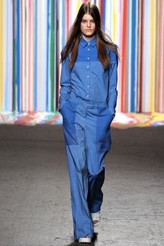 ICB spring 2015 ready to wear collection. Dope Fashion, Runway Fashion, Fashion Models, Fashion Show, Fashion Outfits, Fashion Design, New York Fashion, Trend Forecasting, Couture Usa