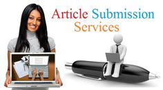 Minj SEO is here to help you regarding Article Submission Services