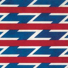 Varvara Stepanova geometric pattern
