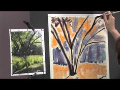 Preview Painting Realistic Landscapes in Pastel: Mixing Greens with Liz Haywood-Sullivan Now!  Watch now for tips on which greens to use in shadow and in sunshine, how to underpaint, and how to use reflections and highlights for realistic effects. Visit http://ArtistsNetwork.tv for access to the full-length version of this video.