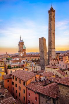 Bologna-Due Torri