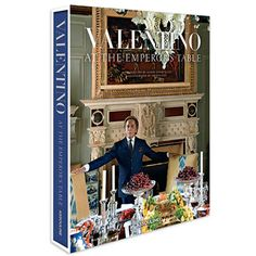 Valentino: At The Emperor's Table #musthave