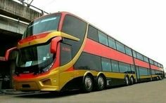 A bus drivers dream. – Fresh air does not smell of fragrance Moto Home, Luxury Bus, New Bus, Buses And Trains, Bus Camper, Campers, Road Train, Double Decker Bus, Live Wire