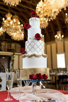 The different tiers of this cake allow for so much incredible detail! I love how the red roses pop against the white of the cake. @kelleykakes @lionsgatecenter @eventrentsco @studiojkphoto @palmerflowersco Birthday Party Centerpieces, Quinceanera Party, Rose Cake, Sweet Sixteen, Sweet 16, Cake Pops, Red Roses, Wedding Planner, Colorado