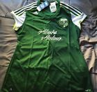 For Sale - Adidas Womens Portland Timbers MLS Soccer Football Clima Cool Jersey Size XL - See More At http://sprtz.us/TimbersFC