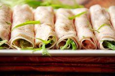 Ham & Cream Cheese Roll-Ups