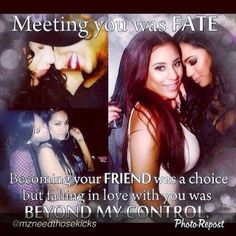❤ Erica Mena&Cyn Santana #HER ❤️❤️