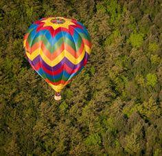 Hot Air Ballons Italy