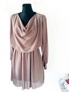 NEW ☞ 8o´s VINTAGE DRESS #