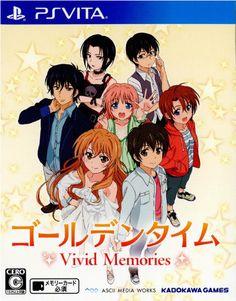 Golden Time Vivid Memories Normal ver(Japan Import)
