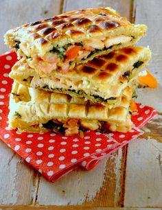 Breakfast wanderlust : Braai Pie, two ways.