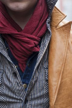 Layers via TSB Men