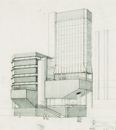 james stirling drawings | james stirling | Tumblr
