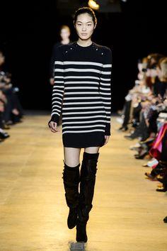 e19e1cbb51d Isabel Marant - HarpersBAZAAR.com Love the dress but I don t do over