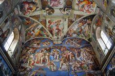 Sistine Chapel Rome Scott Marshall Photography (@skm1963)
