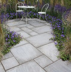 Promenade Sandstone Flagstones | Landscaping | Patio | Garden Path | Hand cut traditional paving