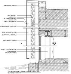 Ideas Glass Screen Design House For 2019 Curtain Wall Detail, Glass Curtain Wall, Aluminum Screen Doors, Wooden Screen Door, Screen Design, Wall Design, House Design, Rebar Detailing, Wall Section Detail