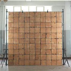 NLXL – Scrapwood Wallpaper (2010 & 2013) | PIET HEIN EEK